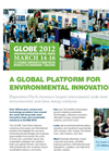 GLOBE 2012 Trade Fair Overview